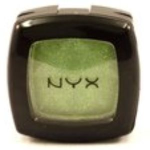 NYX Hot Green Eye Shadow Brand New